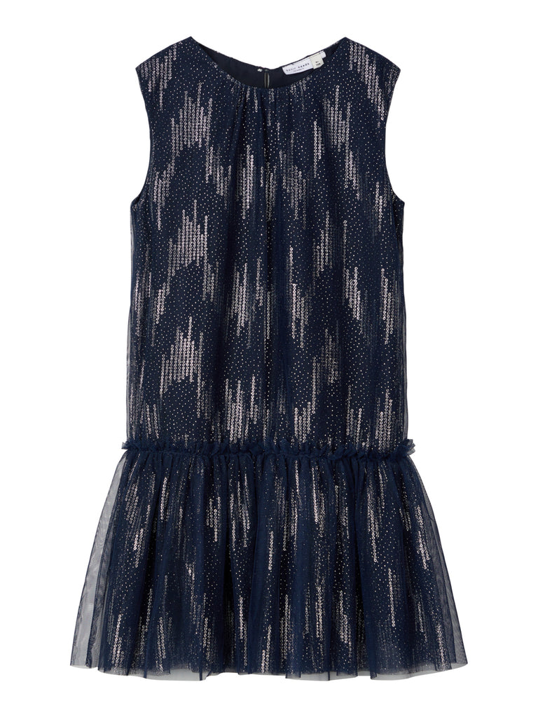 Verny Tulle Spencer navy