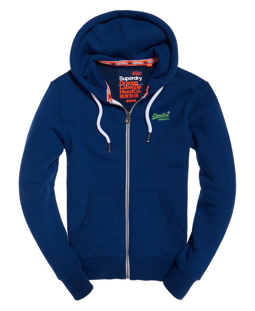 Orange Label Utah Royal Grit Ziphood by Superdry