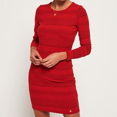 Superdry women‰۪s Aria bodycon dress
