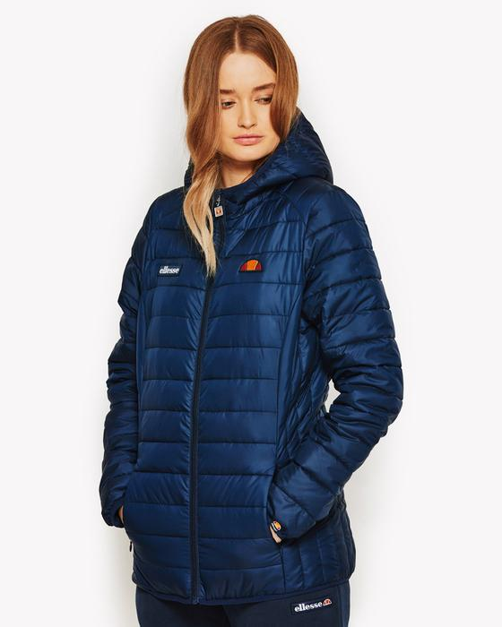 Ellesse Navy Lompard Women's Padded Jacket