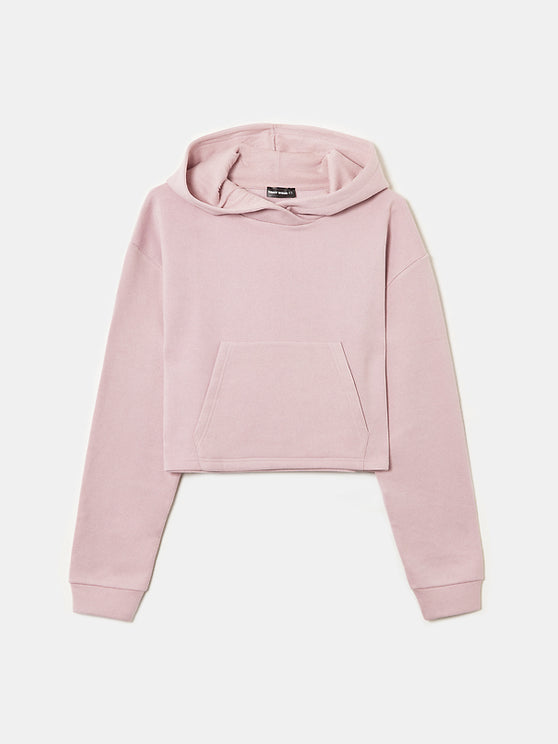 Women's Lilac Over The Head Hoodie - pur118