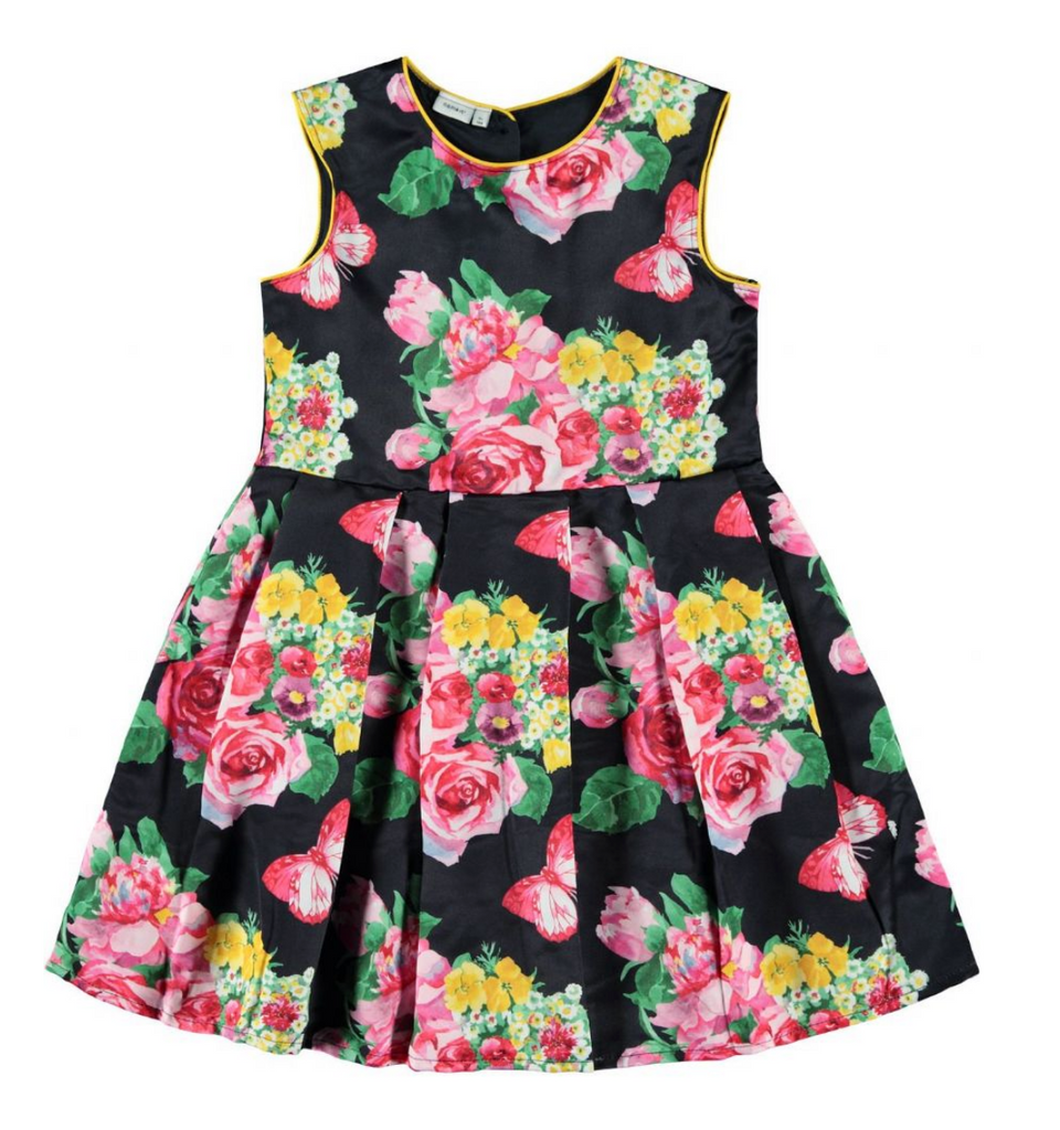 Beatrix Kids Spencer Floral Dress