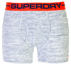 Sports Boxer Double Pack Grey