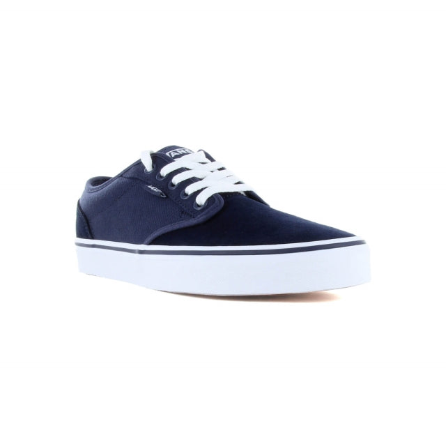 Atwood Navy/White Trainer