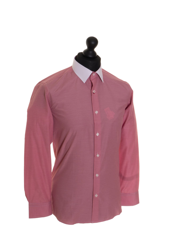 White Collar Shirt By Advise Shirts