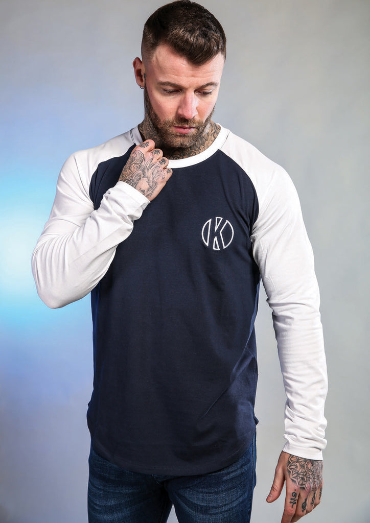 Albert Long Sleeve Raglan Tee by Kingpin