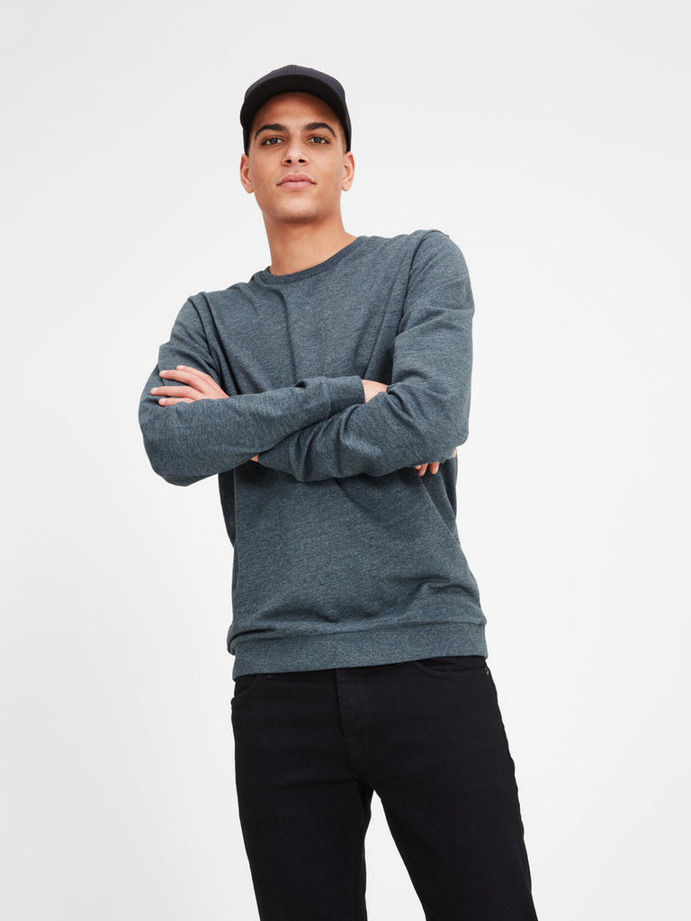 Alex Round Neck Jumper By Jack Jones Core