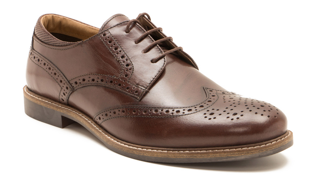 Backford Brogue Redtape Shoe