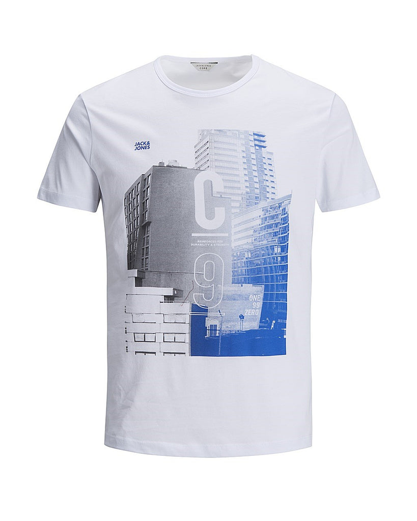 Beat Slim Tee By Jack & Jones Core