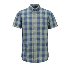 Boise Short Sleeve Shirt by Jack & Jones Original. One pocket short sleeve shirt