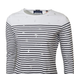Breton Top By Superdry Womens