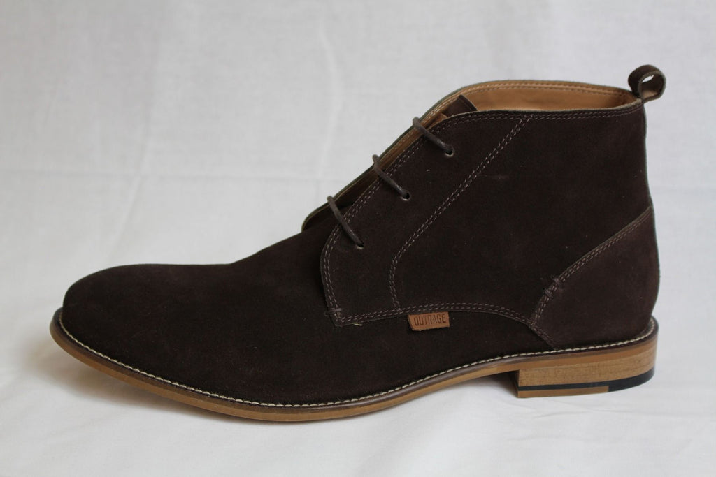 Buckley Desert Boot Brown