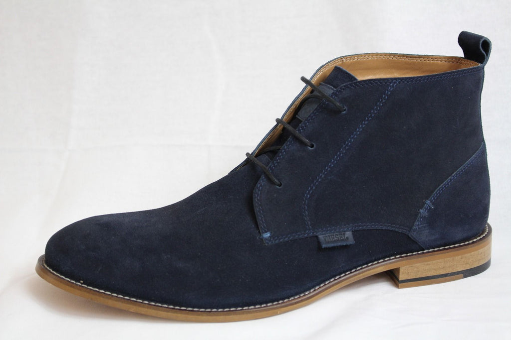 Buckley Desert Boot Navy