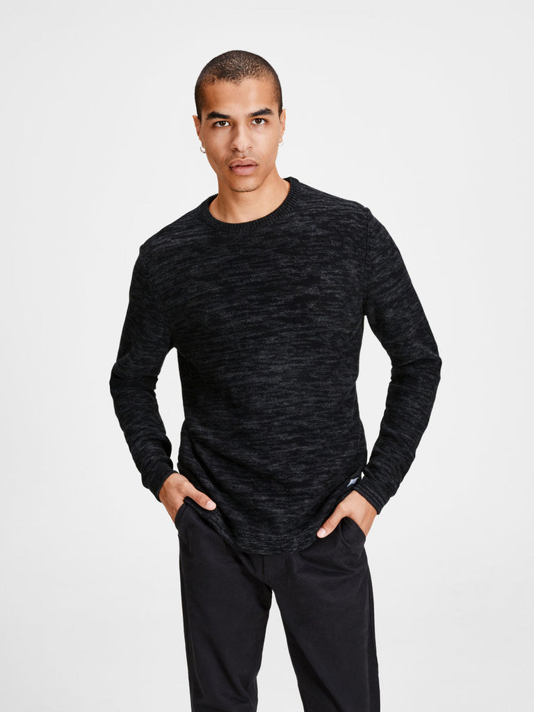 Burns Knitted Pullover By Jack & Jones Core