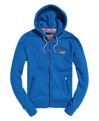 Cali  Royal Blue Ziphood - Front
