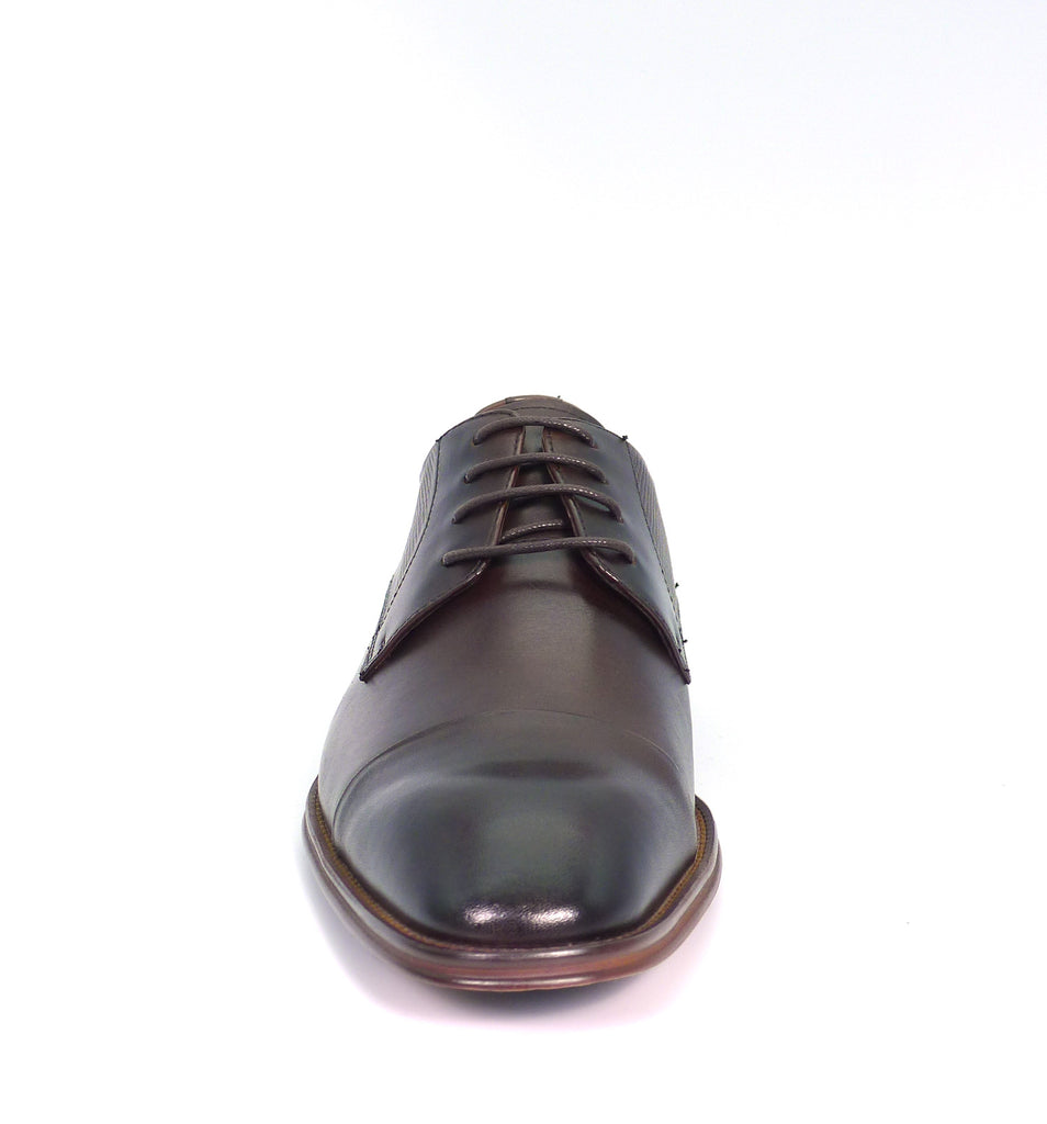 Calvin Dark Coffee Formal Shoe