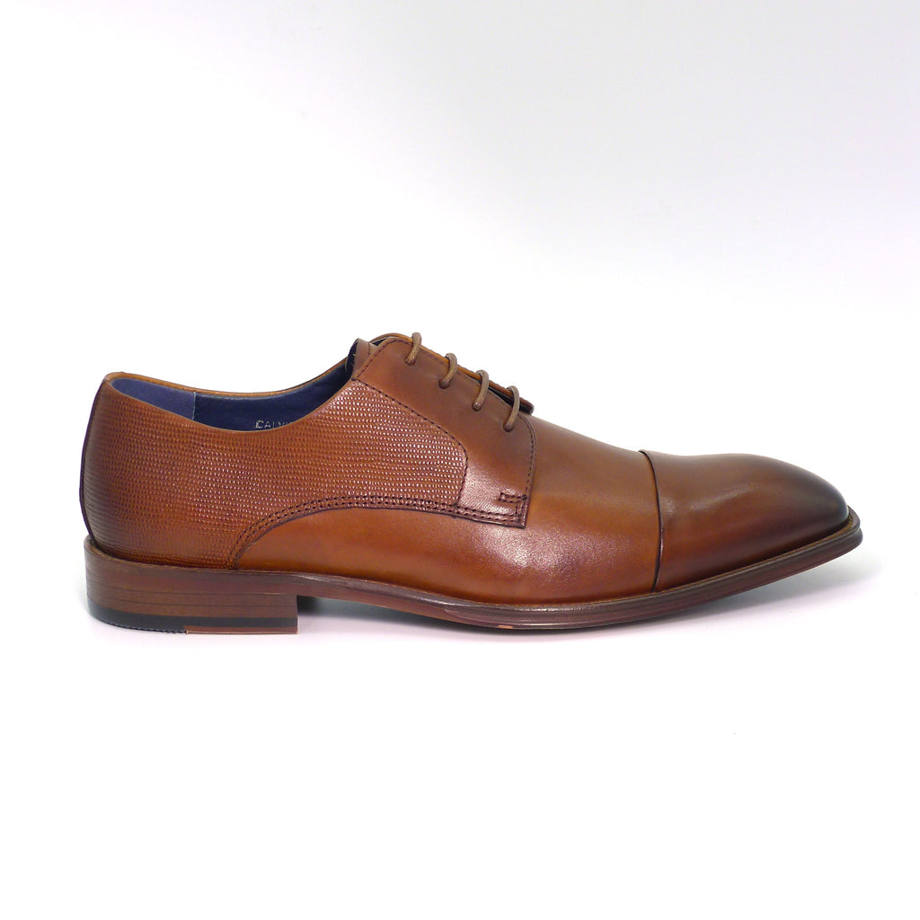 Calvin Tan Formal Leather Shoe