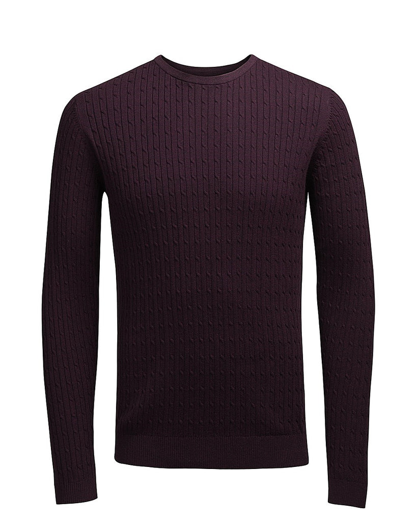 Carl Crew Knit by Jack Jones Premium