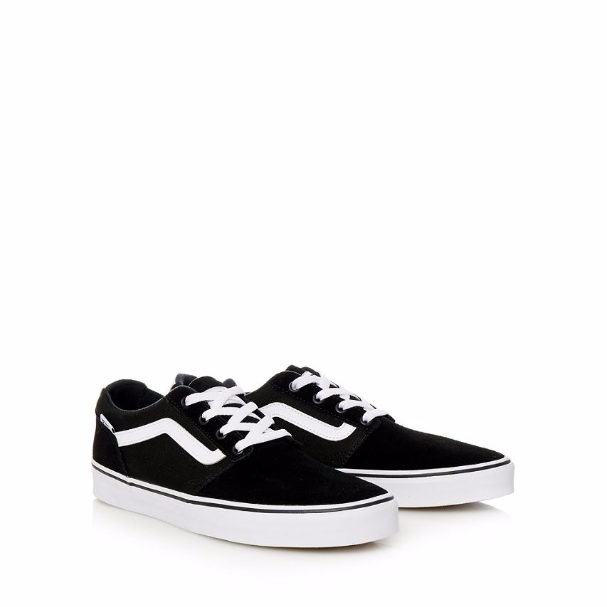 2e3dc610d15 Vans Chapman Stripe Suede Canvas Va38Cbc4R – Spirit Clothing