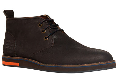 Chester Chukka Brown Boot by Superdry