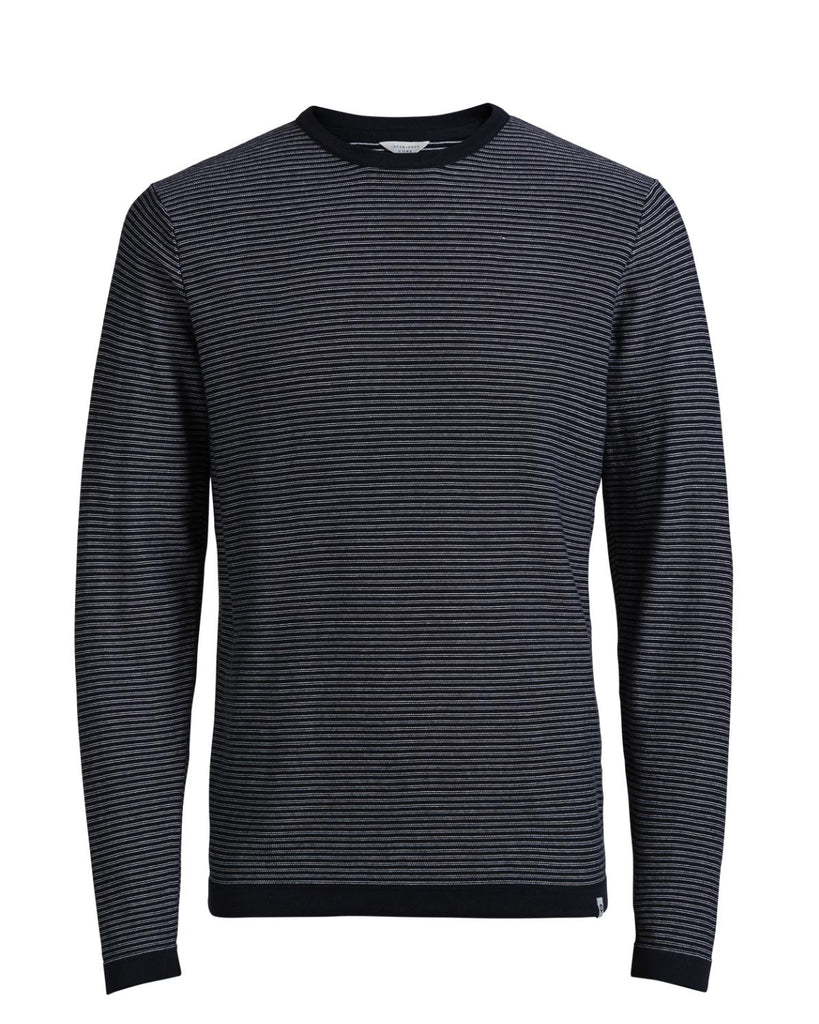 Christian Round Neck Jumper By Jack Jones Core
