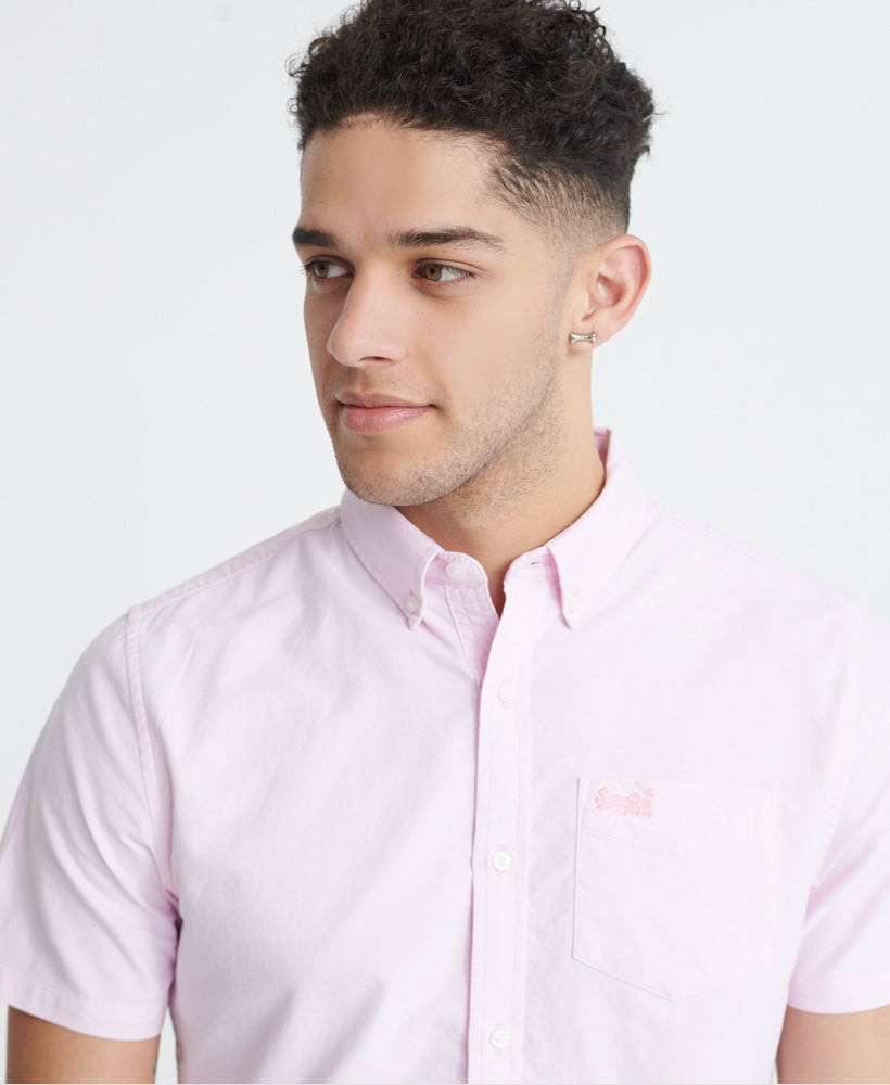 Classic University Oxford Short Sleeved Shirt