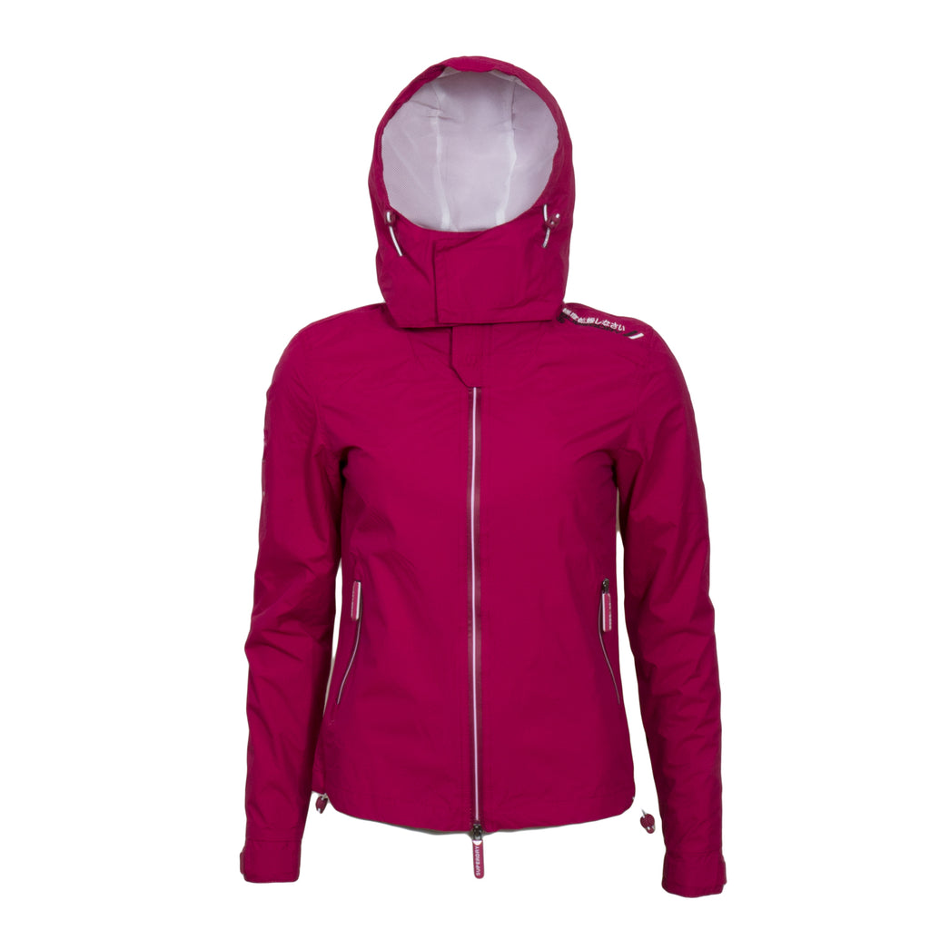 Hooded Cliff Hiker Magento Jacket By Superdry Womens
