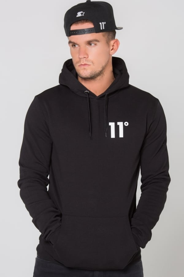 Core Pull Over Hoodie by 11 Degrees