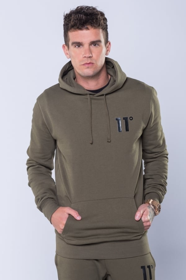 Core Pull Hoodie by 11 Degrees