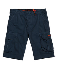 Core Cargo Navy Shorts