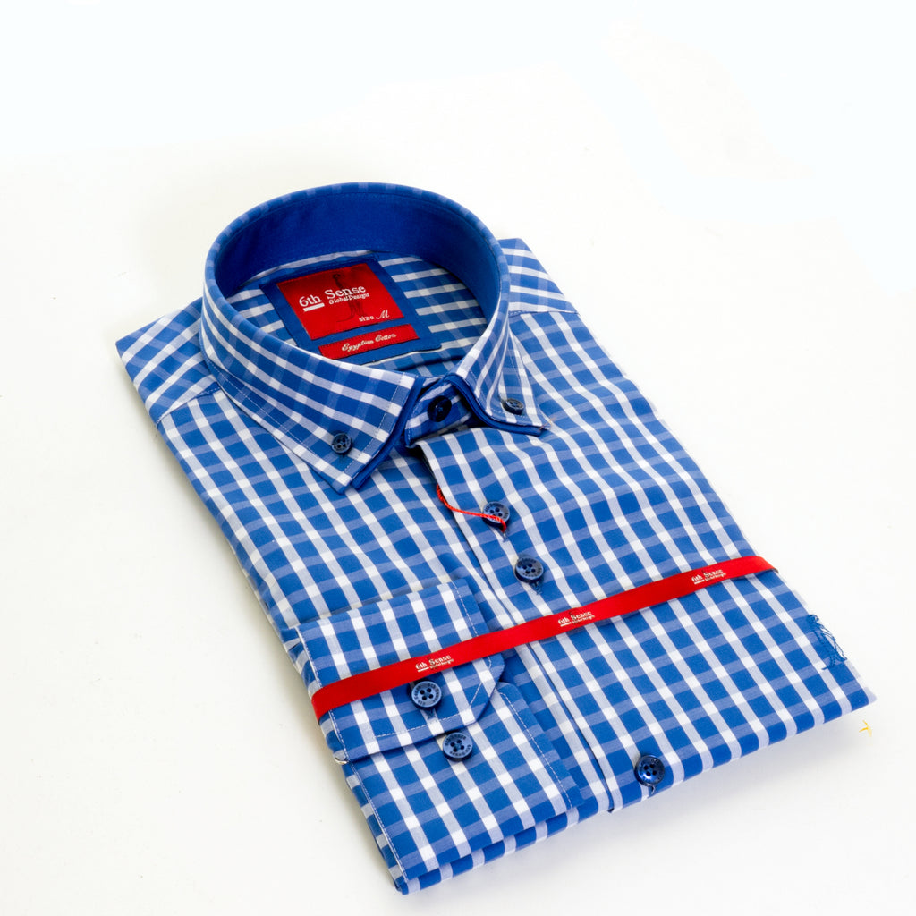 Dc Checker Shirt By 6Th Sense