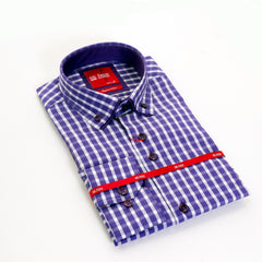 Dc Reece Check Shirt By 6th Sense