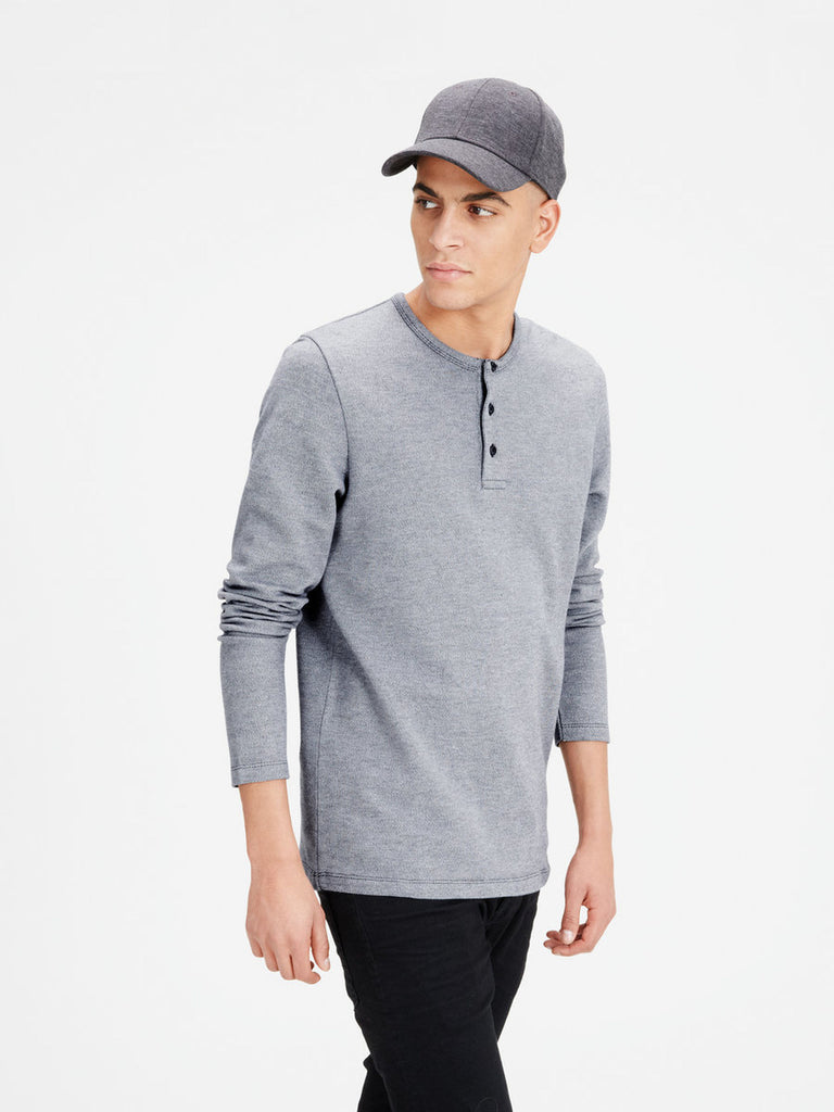 Density Long Sleeve Top By Jack Jones Core