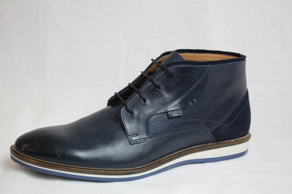 Dexter Navy Mens Boot