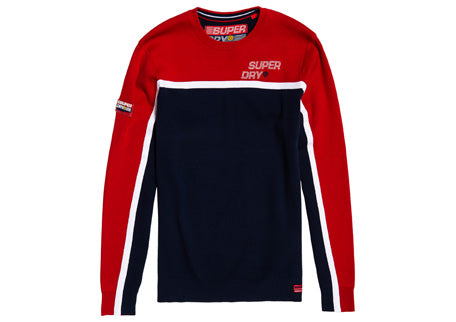 Downhill Slalom Crew by Superdry