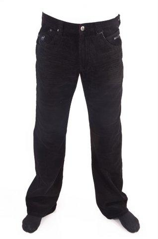 Outrage Bailey Bootcut Black Cords