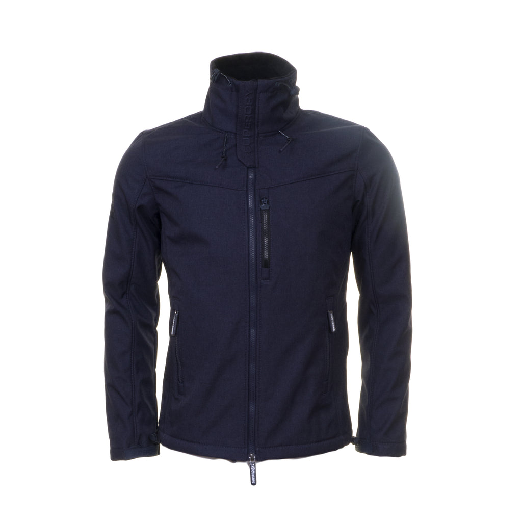 SD Windtrekker New Navy Marl/Black by Superdry