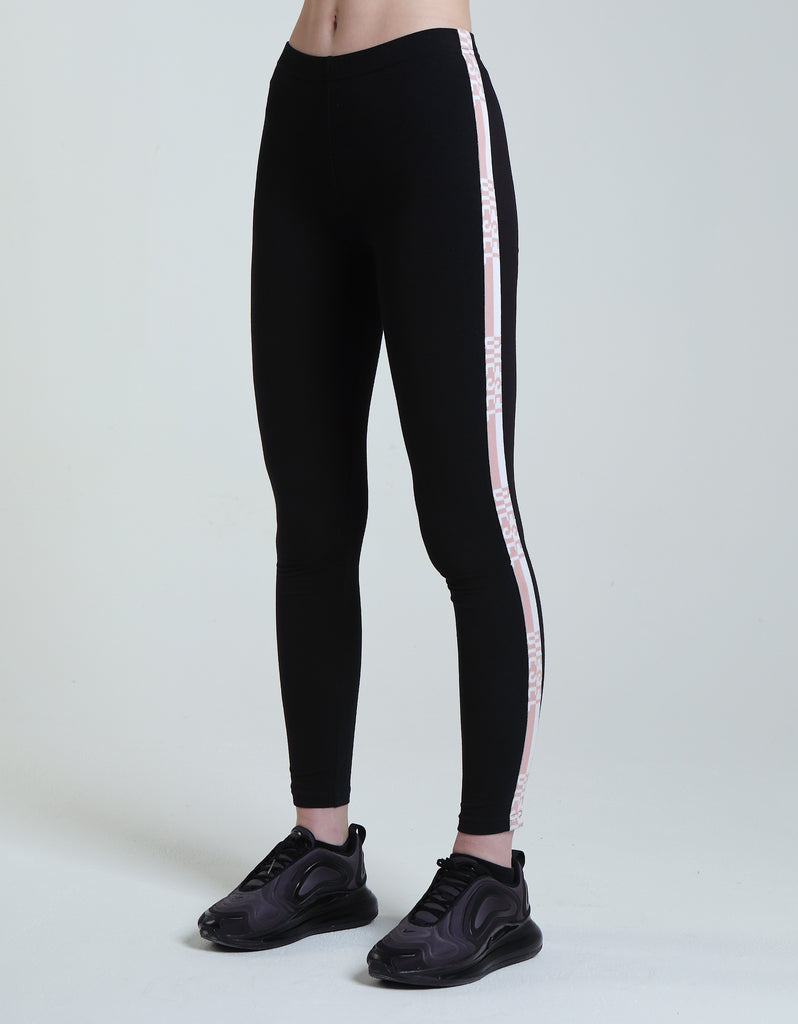 Joni Black slim fit Leggins
