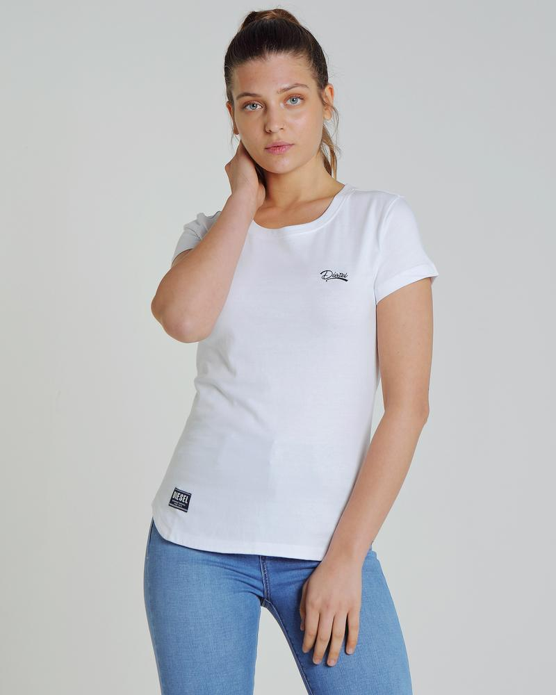 Cloda Basic Tee Optic White