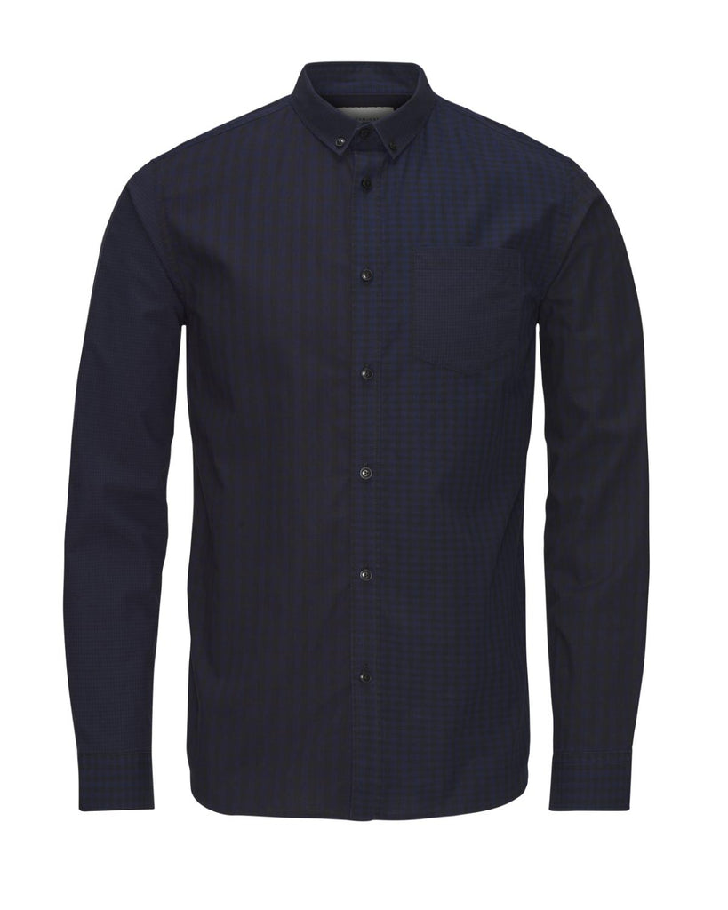 Eddie Check Shirt by Jack & Jones