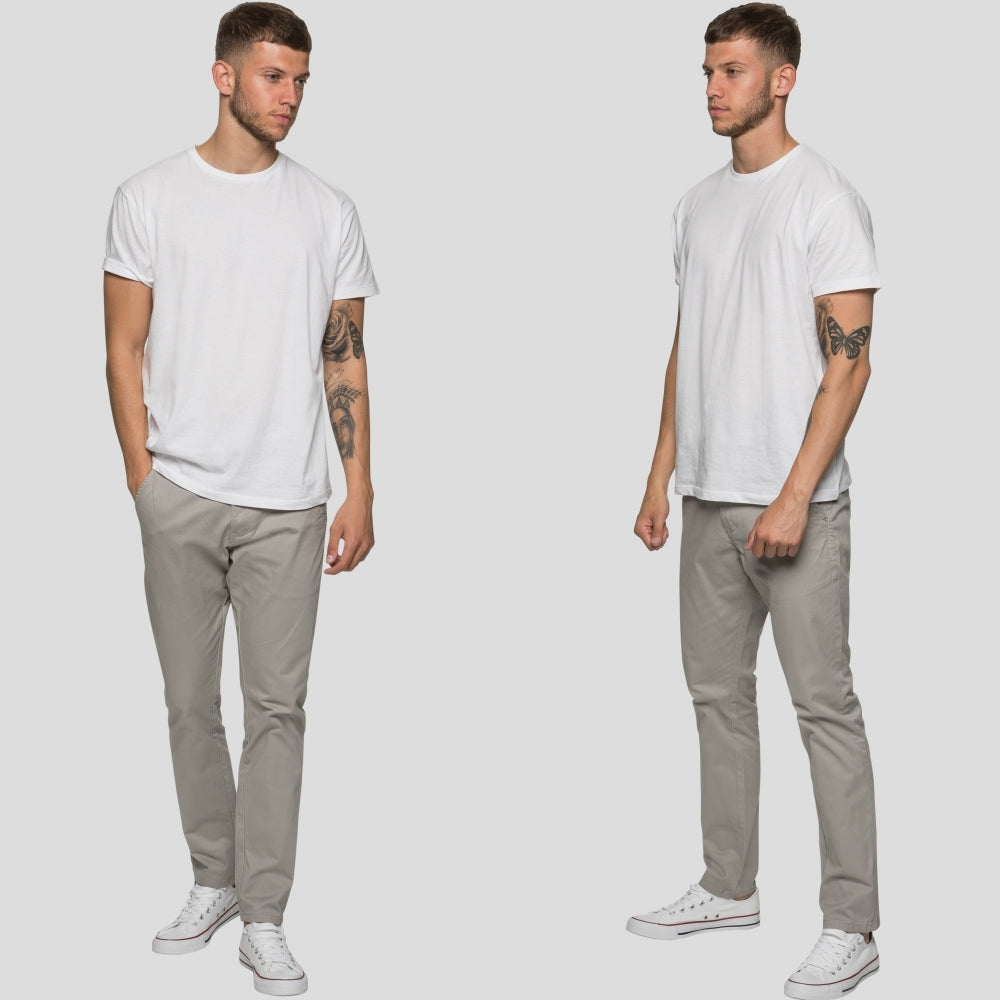 Em602 Grey Chino by Eto