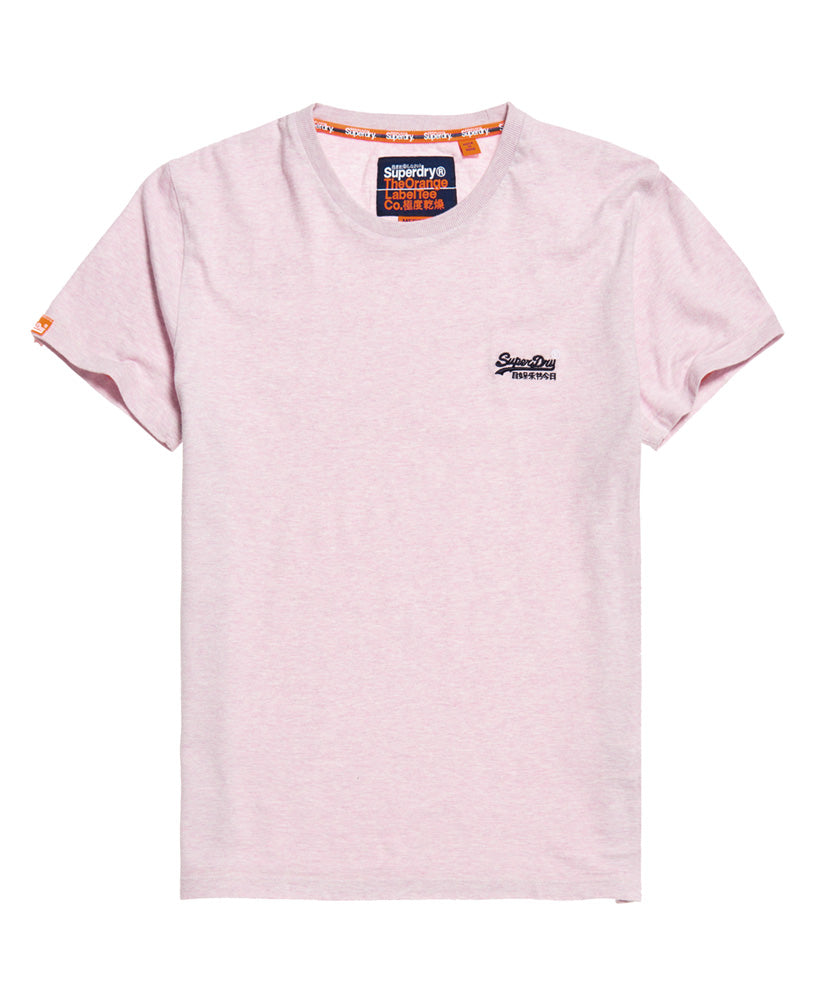 Orange Label Vintage Short Sleeve Tee