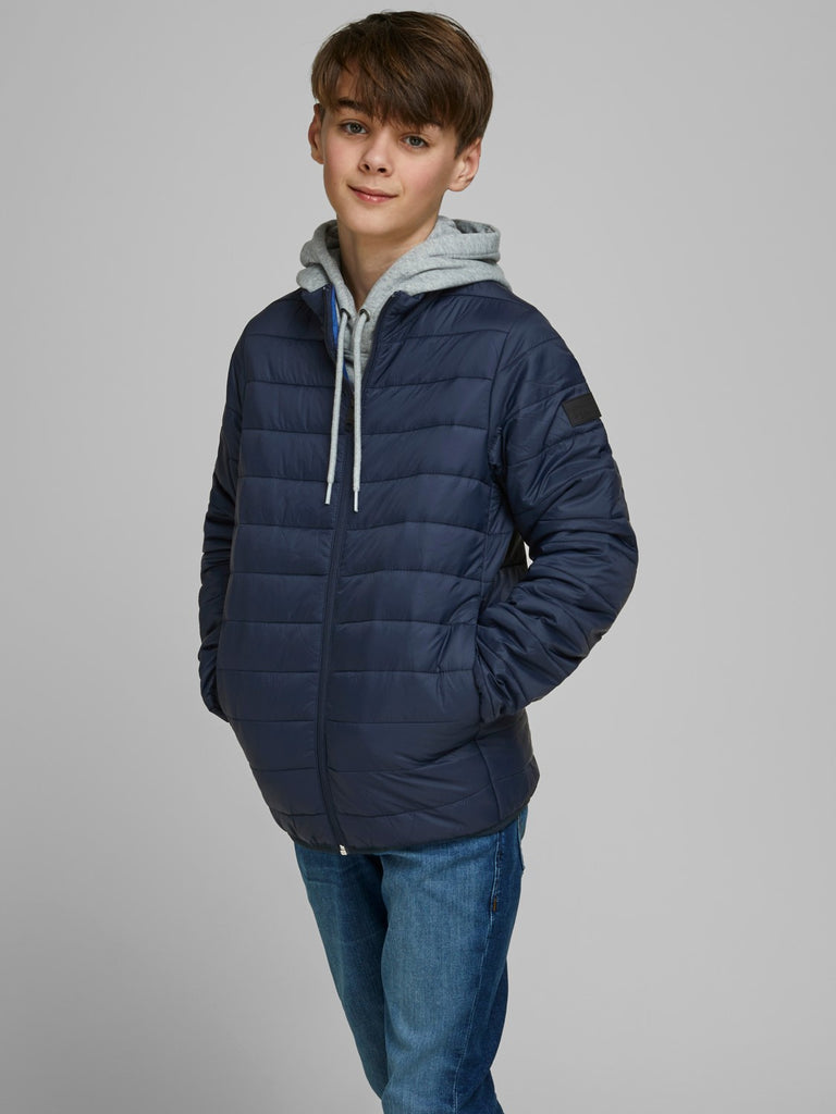 Eric Puffer Collar Jacket Junior
