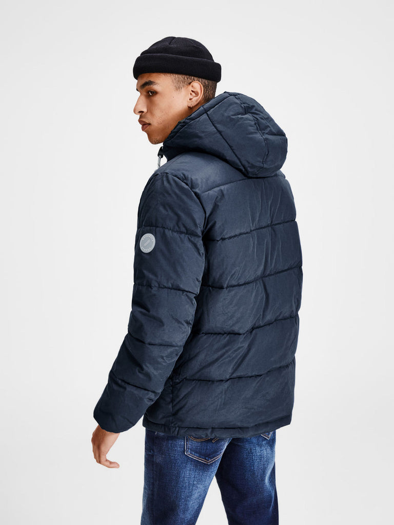 Figure Padded Jacket By Jack Jones Originals