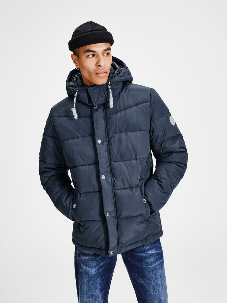 9616dc826312e7 Figure Padded Jacket By Jack Jones Originals - Jack   Jones Ireland ...