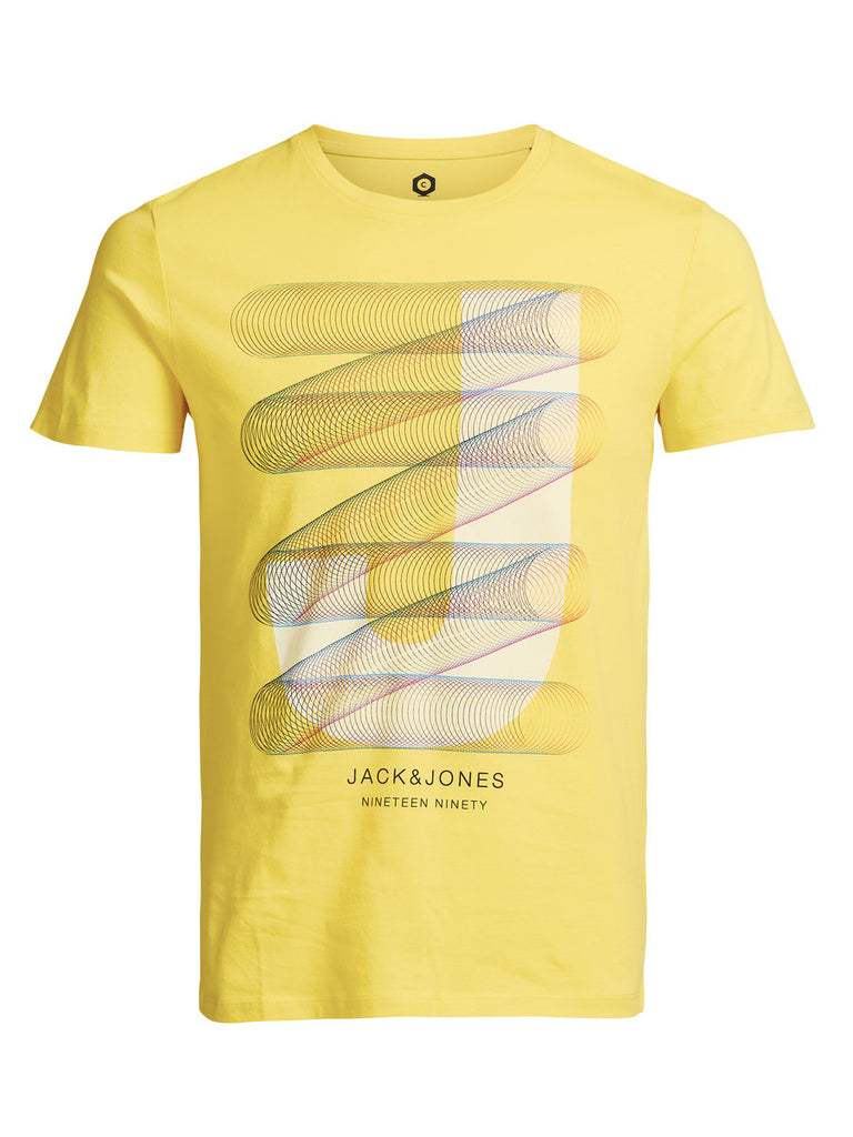 Graphic Float Tee By Jack Jones Core