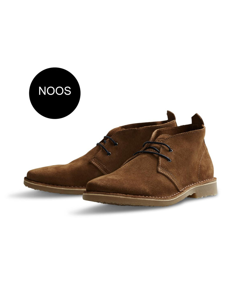 Gobi Suede Desert Boot By Jack & Jones