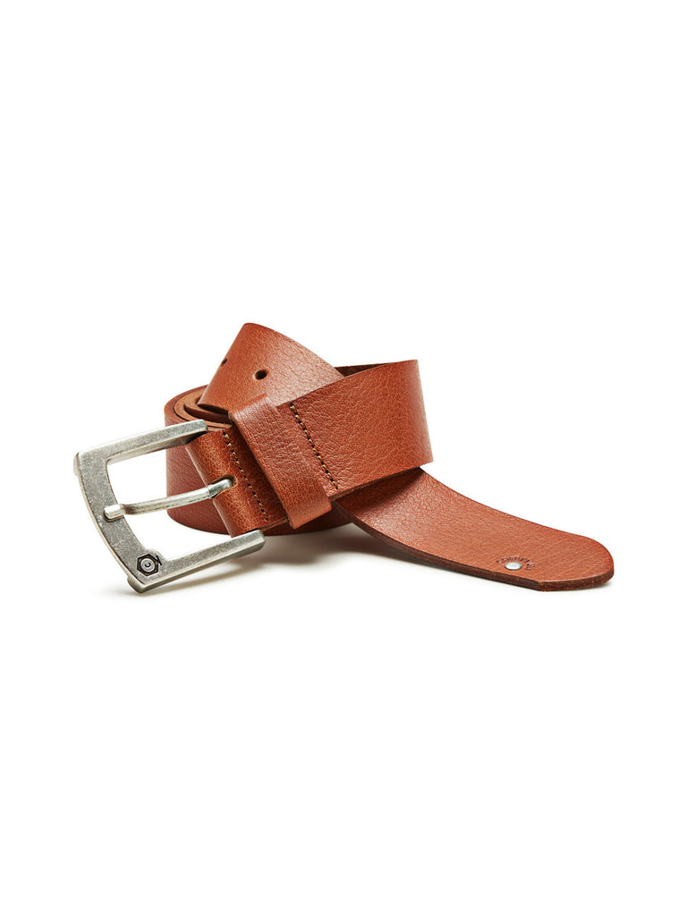Jack Jones Buffalo Greb Leather Belt