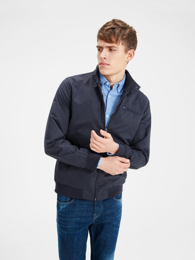 Harris Funnel Neck Jacket by Jack & Jones Premium