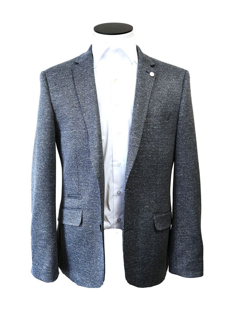 Mens Herbert Grey Blazer